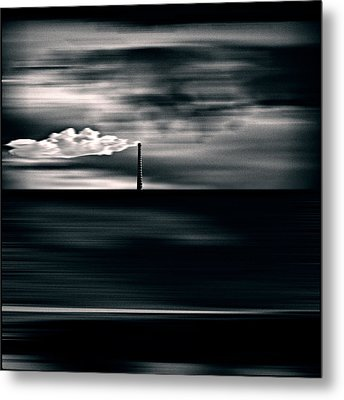 Persistence Metal Print by Andrei SKY