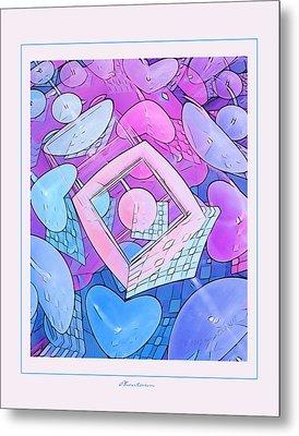 Phastasm Metal Print by Gayle Odsather