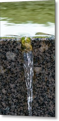 Phone Case - Cold And Clear Water Metal Print by Alexander Senin