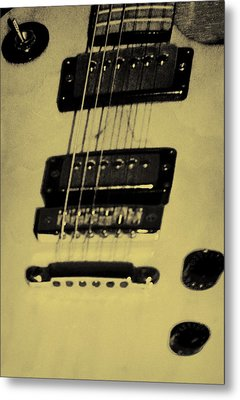 Pick Up Artist Metal Print by Bill Cannon