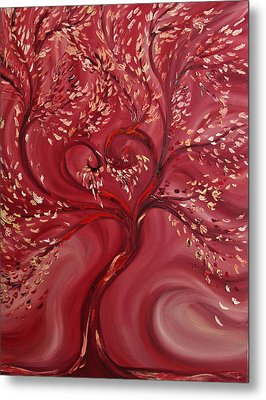 Pink Splendor Metal Print by Felix Concepcion