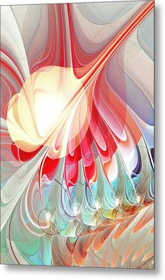 Playing With Colors Metal Print by Anastasiya Malakhova