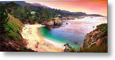 Point Lobos State Reserve Metal Print by Emmanuel Panagiotakis