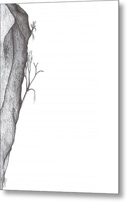 Potentially Climbable Metal Print by Giuseppe Epifani