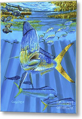 Predator Off0067 Metal Print by Carey Chen