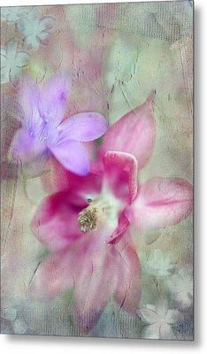 Pretty Flowers Metal Print by Annie Snel