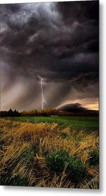 Profound Metal Print by Phil Koch