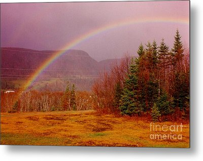 Promise And Hope Cape Breton Metal Print by John Malone