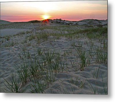 Provinceland Dunes Metal Print by Juergen Roth