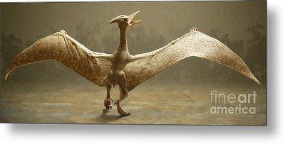 Pterosaur Metal Print by Danny Smythe
