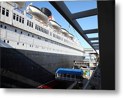 Queen Mary - 121216 Metal Print by DC Photographer