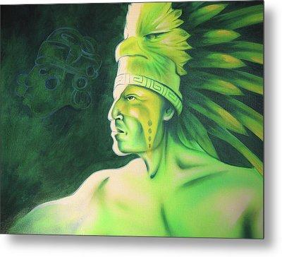 Quetzal Metal Print by Robert Martinez