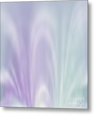 Quietly Metal Print by Patricia Kay
