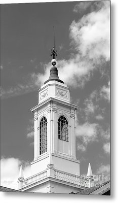 Radcliffe College Cupola Metal Print by University Icons