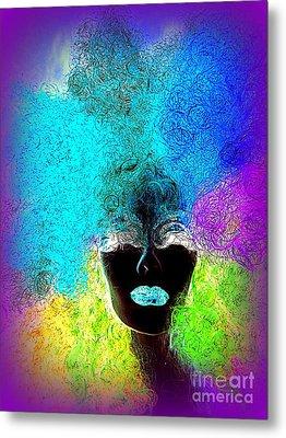 Rainbow Beauty Metal Print by Ed Weidman