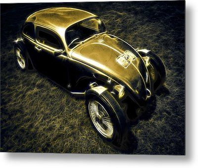 Rat Beetle Metal Print by motography aka Phil Clark
