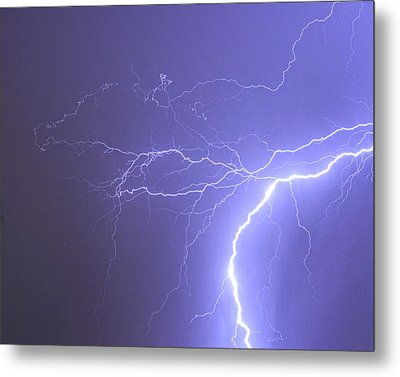 Reaching Out Touching Me Touching You Metal Print by James BO  Insogna