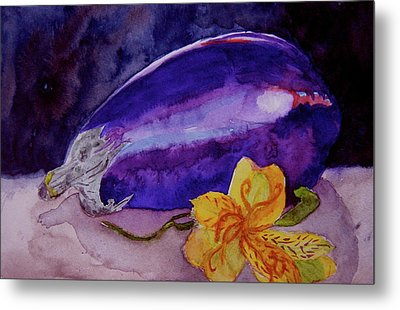 Ready Metal Print by Beverley Harper Tinsley
