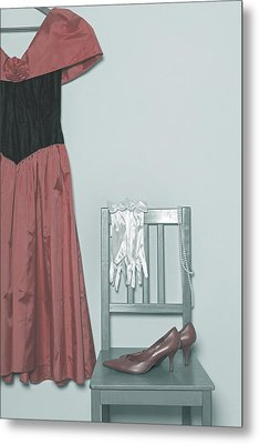 Ready To Go Out Metal Print by Joana Kruse