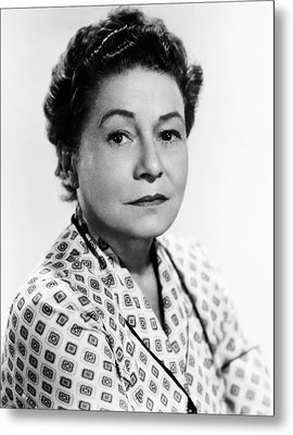 Rear Window, Thelma Ritter, 1954 Metal Print by Everett