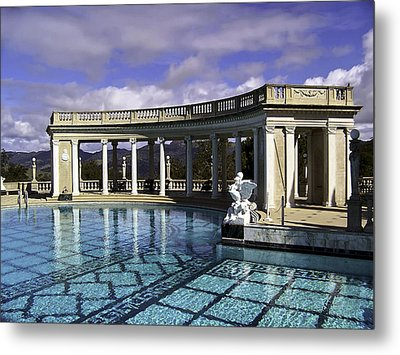Reflections Of Glory Metal Print by Camille Lopez