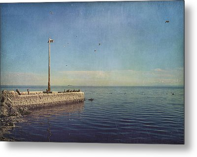 Reminders Metal Print by Laurie Search