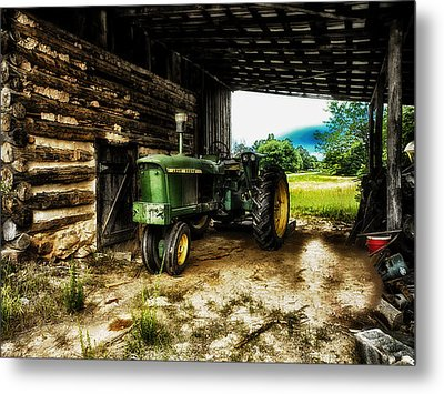 Resting Until The Next Time Metal Print by Pixabay