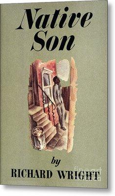 Richard Wright: Native Son Metal Print by Granger