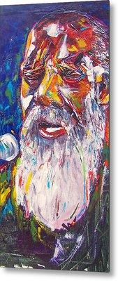 Richie Havens - Freedom Metal Print by Valerie Wolf