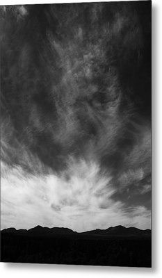 Right After Sunset Metal Print by Arkady Kunysz