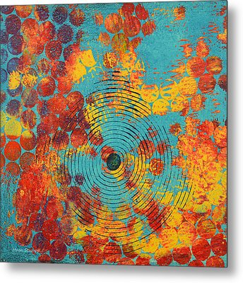Ripples Metal Print by Moon Stumpp