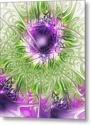 Ritual Metal Print by Anastasiya Malakhova