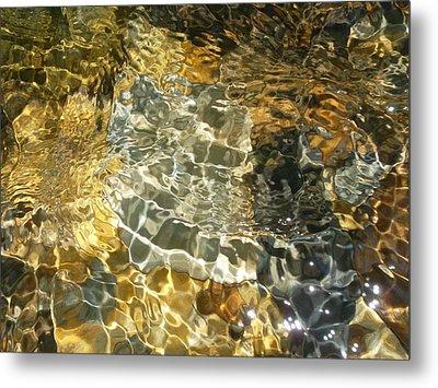 River Of Spirit Metal Print by Patricia Lyons