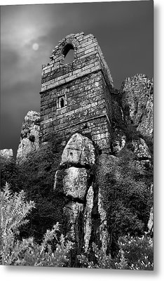 Roche Rock Metal Print by Debra Jayne