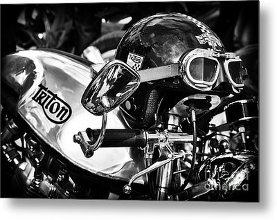 Rockers  Metal Print by Tim Gainey
