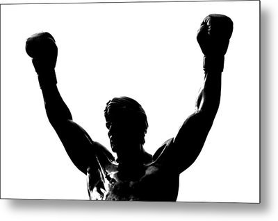 Rocky Metal Print by Benjamin Yeager