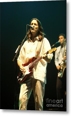Musician Roger Hodgson Metal Print by Concert Photos