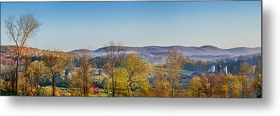 Rolling Hills Metal Print by Bill Wakeley