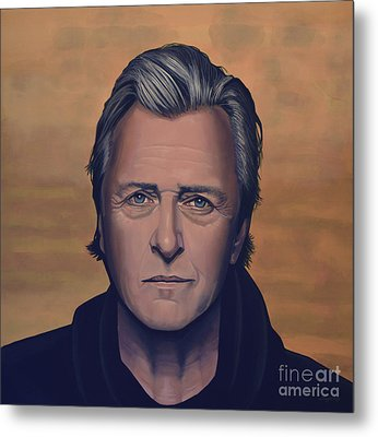 Rutger Hauer Metal Print by Paul Meijering