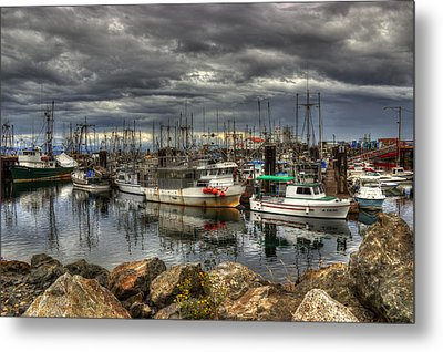 Safe Haven Metal Print by Randy Hall