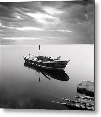 Sail To Eternity Metal Print by Talip Kaya