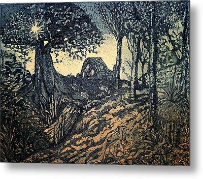 Sam's Early Morn Metal Print by Lyndsey Hatchwell