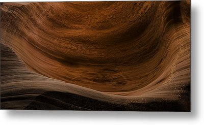 Sandstone Flow Metal Print by Chad Dutson