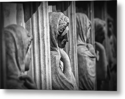 Sarcophagus Of The Crying Women Metal Print by Taylan Soyturk