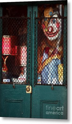 Scary Orleans Metal Print by John Rizzuto