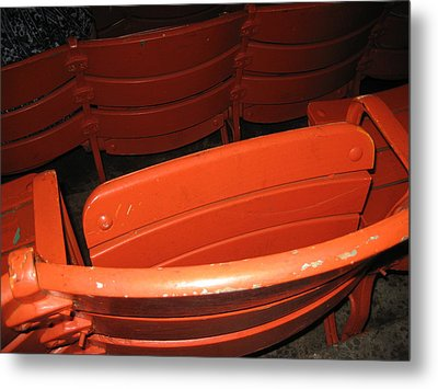 Seats - Nationals Park - 01132 Metal Print by DC Photographer