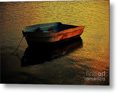 Seen Her Best Days Metal Print by Olahs Photography