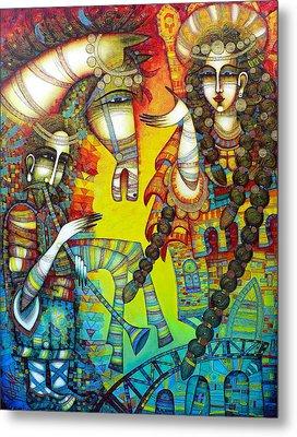 Serenade Metal Print by Albena Vatcheva