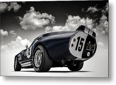 Shelby Daytona Metal Print by Douglas Pittman