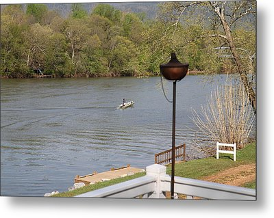 Shenandoah Valley - 011331 Metal Print by DC Photographer